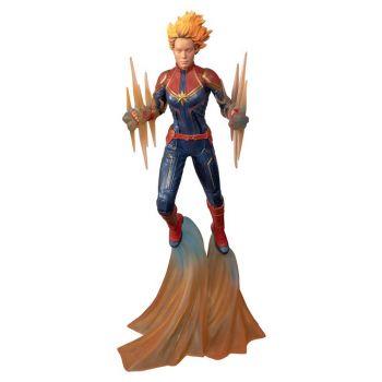 Marvel Comic Gallery statuette Binary Captain Marvel 28 cm
