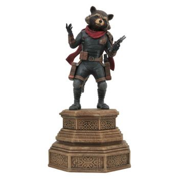 Avengers Endgame Marvel Movie Gallery statuette Rocket Raccoon 18 cm