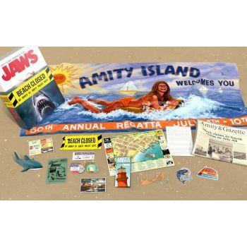 Les Dents de la mer coffret cadeau Amity Island Summer of 75