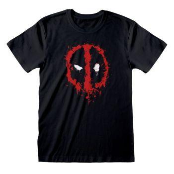 Deadpool T-Shirt Splat