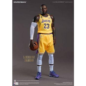 NBA Collection figurine Real Masterpiece 1/6 LeBron James 30 cm