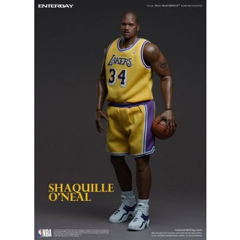 NBA Collection figurine Real Masterpiece 1/6 Shaquille O'Neal 37 cm