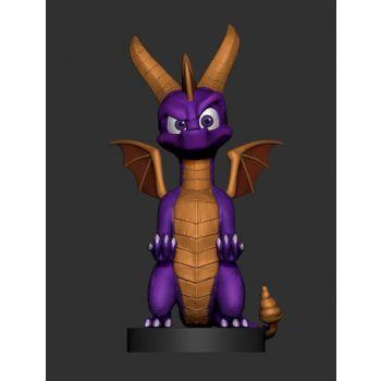 Spyro the Dragon Cable Guy Spyro 20 cm