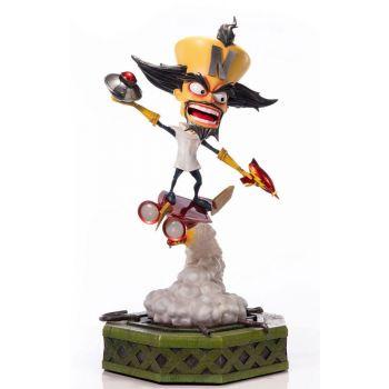 Crash Bandicoot 3 statuette Dr. Neo Cortex 55 cm