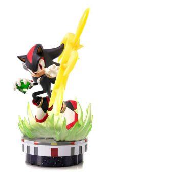Sonic the Hedgehog statuette Shadow the Hedgehog Chaos Control 50 cm