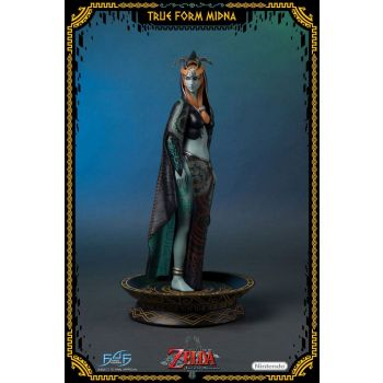 The Legend of Zelda Twilight Princess statuette True Form Midna 43 cm