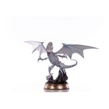 Yu-Gi-Oh! statuette PVC Blue-Eyes White Dragon White Edition 35 cm