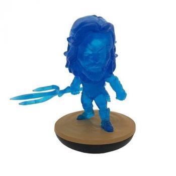 Aquaman figurine Culbuto REVO Aquaman Translucent Ocean Blue SDCC 2019 20 cm