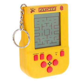 Pac-Man console de jeu portable avec porte-clés Mini Retro