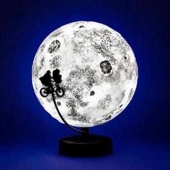 E.T., l'extra-terrestre lampe d´ambiance Moon 20 cm