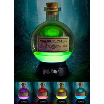 Harry Potter lampe d´ambiance changeant de couleur Polynectar 20 cm