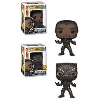 Black Panther Movie assortiment POP! Movies Vinyl figurines Black Panther 9 cm (6)