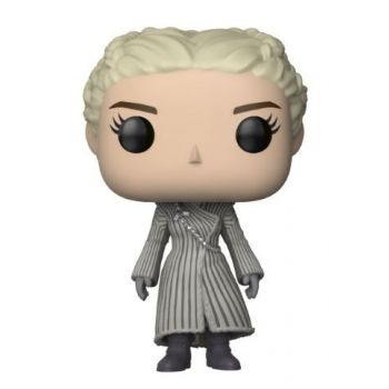 Le Trône de fer POP! Vinyl figurine Daenerys (White Coat) 9 cm