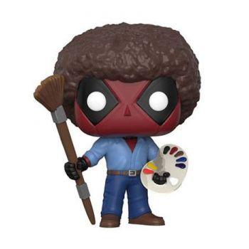 Deadpool Parody POP! Marvel Vinyl figurine Deadpool 70s with Afro 9 cm