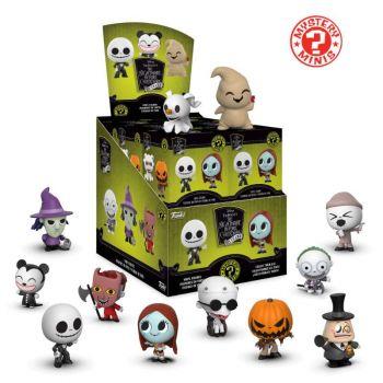 L´étrange Noël de Mr. Jack présentoir Mystery Mini figurines 5 cm (12)