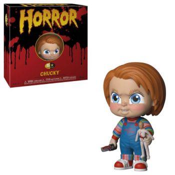 Horror Figurine Vinyl 5 Star Chucky 9 cm
