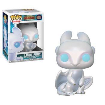 Dragons 3 POP! Vinyl figurine Light Fury 9 cm