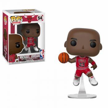 NBA POP! Sports Vinyl Figurine Michael Jordan (Bulls) 9 cm