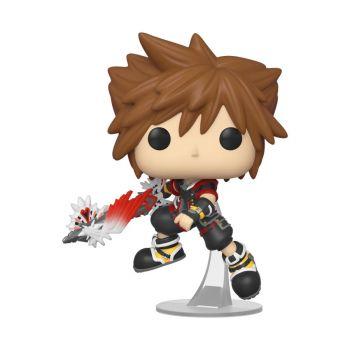 Kingdom Hearts 3 POP! Disney Vinyl figurine Sora w/Shield 9 cm