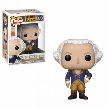 American History POP! Icons Vinyl figurine George Washington 9 cm