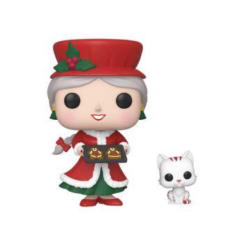 Funko Christmas Village POP! Holiday Vinyl figurine Mrs. Claus 9 cm