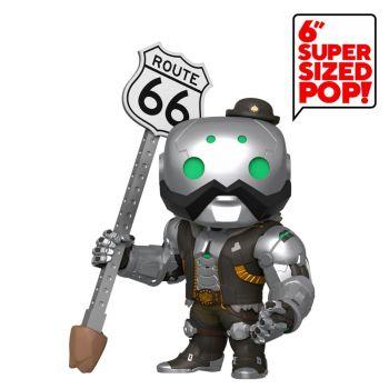 Overwatch Super Sized POP! Vinyl figurine B.O.B. 15 cm