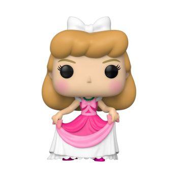 Cendrillon POP! Vinyl Figurine Cinderella (Pink Dress) 9 cm