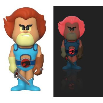 Cosmocats assortiment Vinyl SODA figurines Lion-O 11 cm (6)
