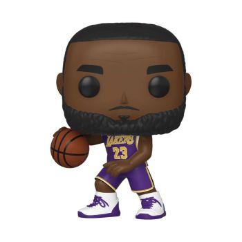 NBA POP! Sports Vinyl figurine Lebron James (Lakers) 9 cm