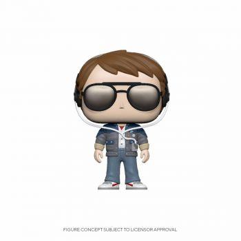 Retour vers le Futur POP! Vinyl figurine Marty w/glasses 9 cm