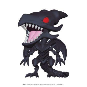 Yu-Gi-Oh! Pop! Animation Vinyl figurine Red-Eyes Black Dragon 9 cm