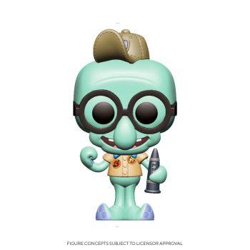 Bob l´éponge 2020 POP! Vinyl figurine Squidward Camping Gear 9 cm