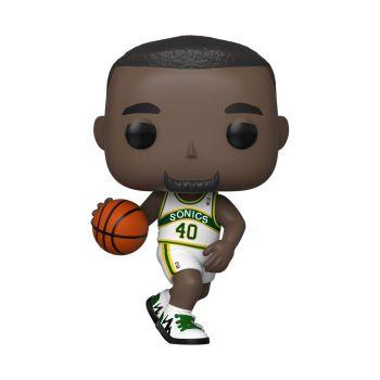 NBA Legends POP! Sports Vinyl figurine Shawn Kemp (Sonics home) 9 cm