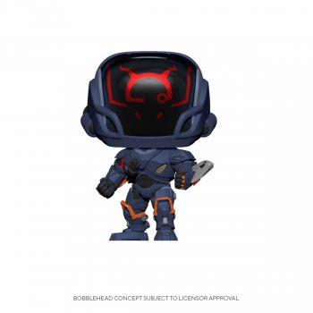 Fortnite POP! Games Vinyl figurine The Scientist 9 cm