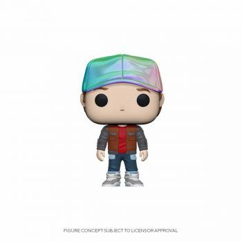Retour vers le Futur POP! Vinyl figurine Marty in Future Outfit 9 cm