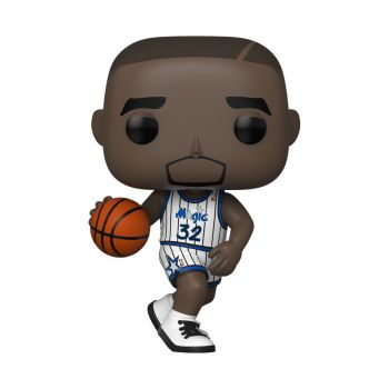 NBA Legends POP! Sports Vinyl figurine Shaquille O'Neal (Magic home) 9 cm