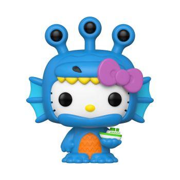 Hello Kitty Kaiju Figurine POP! Sanrio Vinyl Hello Kitty Sea Kaiju 9 cm