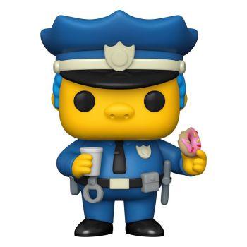 Simpsons Figurine POP! Animation Vinyl Chief Wiggum 9 cm