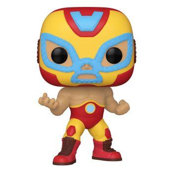 Marvel Luchadores Figurine POP! Vinyl Iron Man 9 cm