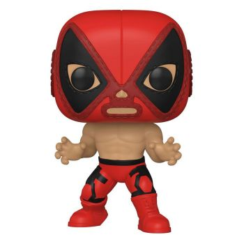 Marvel Luchadores Figurine POP! Vinyl Deadpool 9 cm