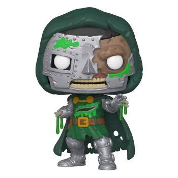 Marvel Figurine POP! Vinyl Zombie Dr. Doom 9 cm