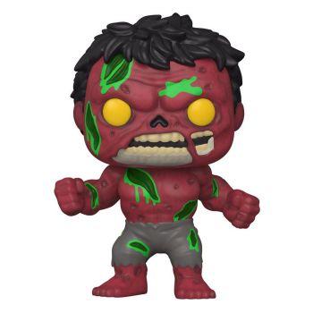 Marvel Figurine POP! Vinyl Zombie Red Hulk 9 cm
