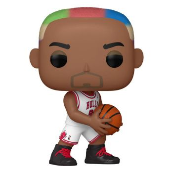 NBA Legends POP! Sports Vinyl figurine Dennis Rodman (Bulls Home) 9 cm