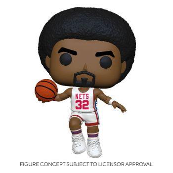 NBA Legends POP! Sports Vinyl figurine Julius Erving (Nets Home) 9 cm