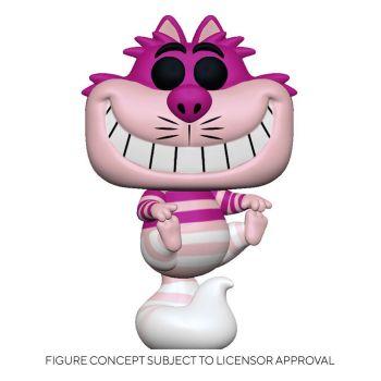 Alice au pays des merveilles Figurine POP! Disney Vinyl Cheshire Cat (TRL) 9 cm
