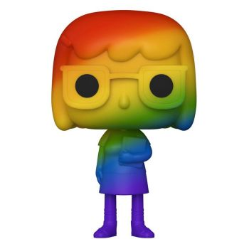 Bob's Burgers POP! Pride Vinyl figurine Tina Belcher (RNBW) 9 cm