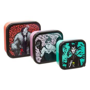 Disney boîtes de rangement Villains