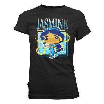Disney Loose POP! Tees T-Shirt Jasmine Band