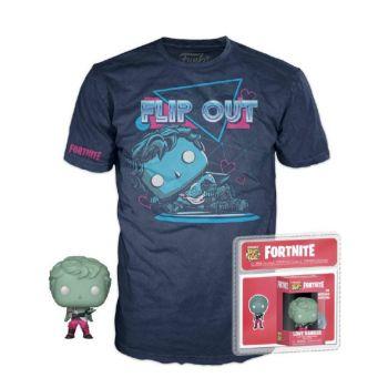 Fortnite Pocket POP! & Tee set figurine et T-Shirt Love Ranger