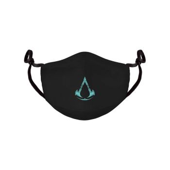 Assassins Creed Valhalla Masque en tissu Logo